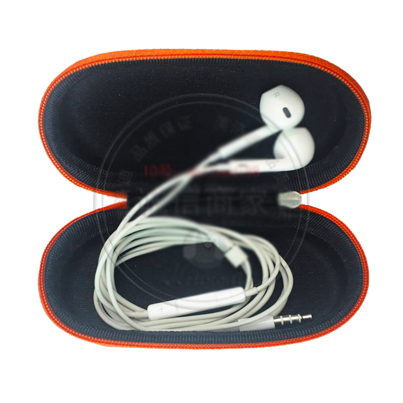 New Arrival EVA Headset Package Portable Electronic Digital Products Headset Box