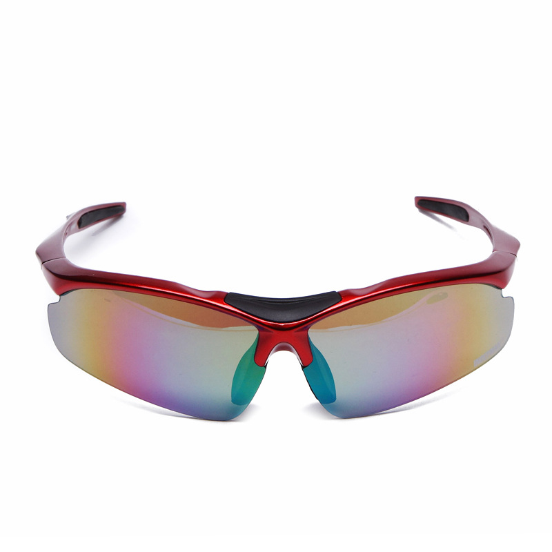 Outdoor Sports Sunglasses Hiking Eyewear High Definition Lens Hiking Cycling Sunglasses Y001