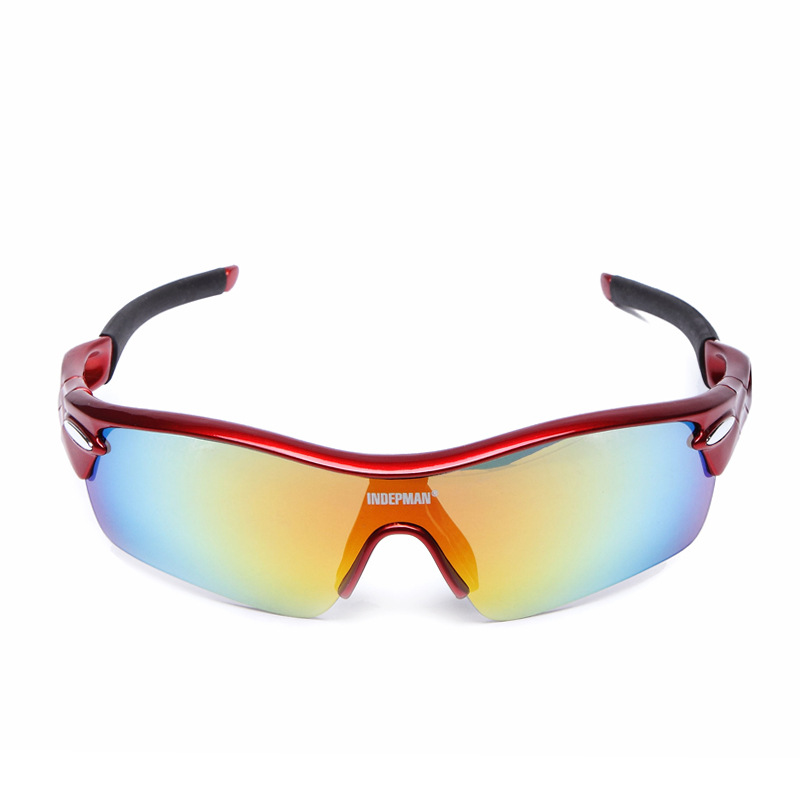 New Style High Definition Lens Fashion Sunglasses Men Sports Driving Hiking Eyewear