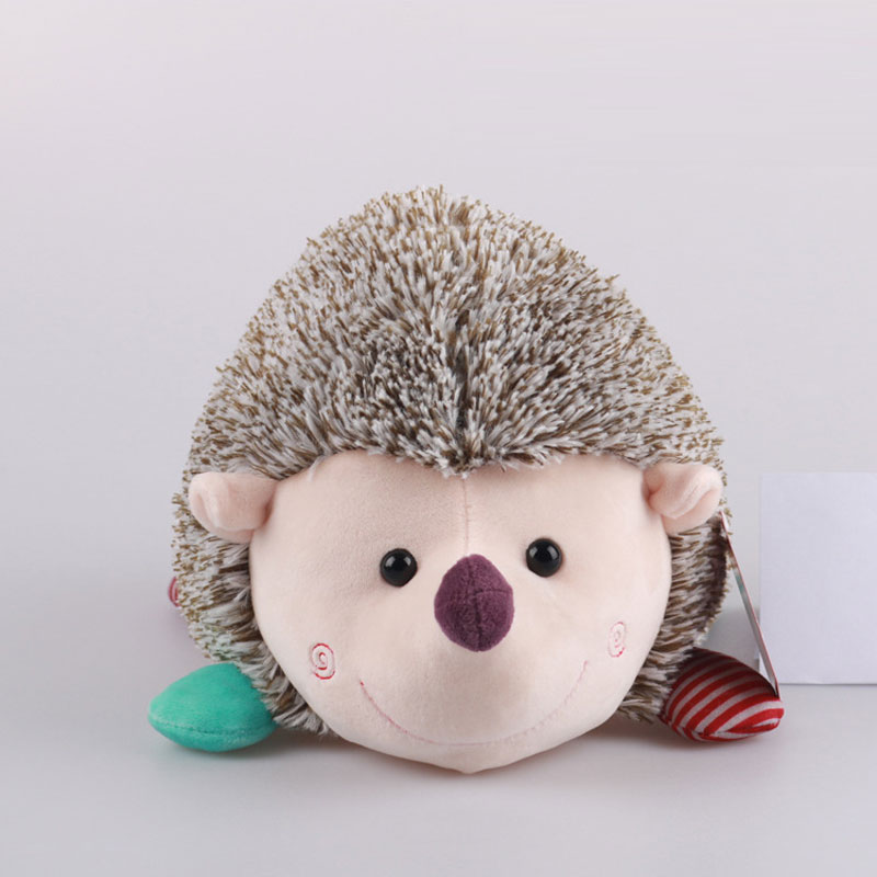 Hedgehog Plush Toys Different Heights Animal Cartoon Dolls for Children