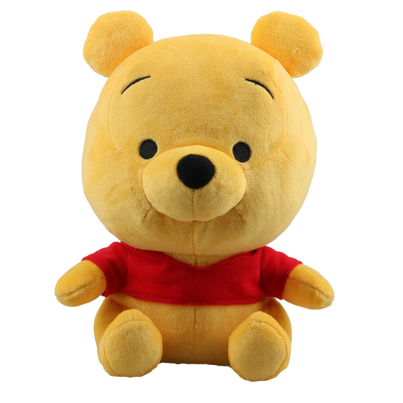 Pooh Plush Toys Cute Present Doll For Children