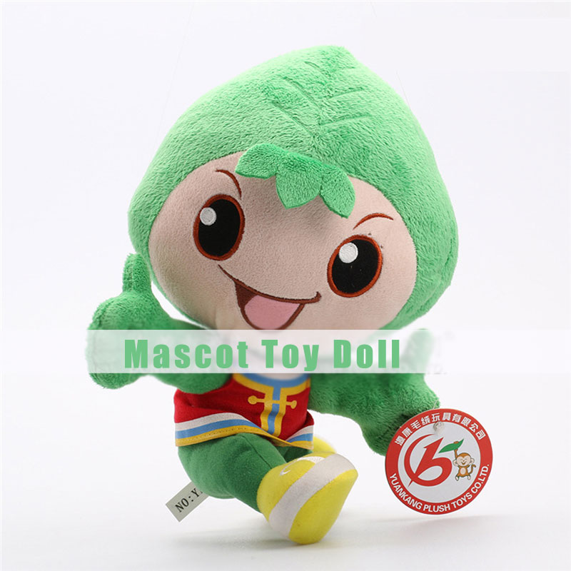 Games Mascot Plush Toys Different Heights Character Dolls