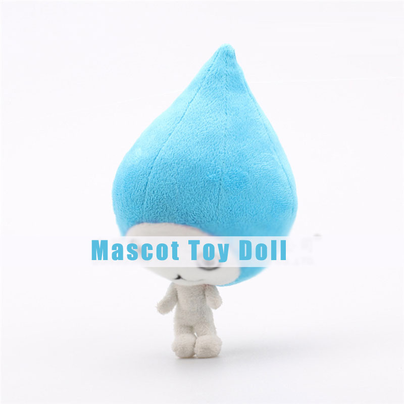 High Quality Custom Made Mascot Stuffed Plush Toy Doll