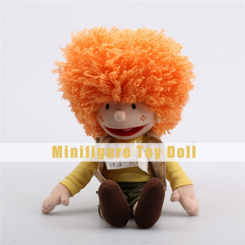 Creative Adorable Minifigure Soft Best Stuffed Plush Toy Doll