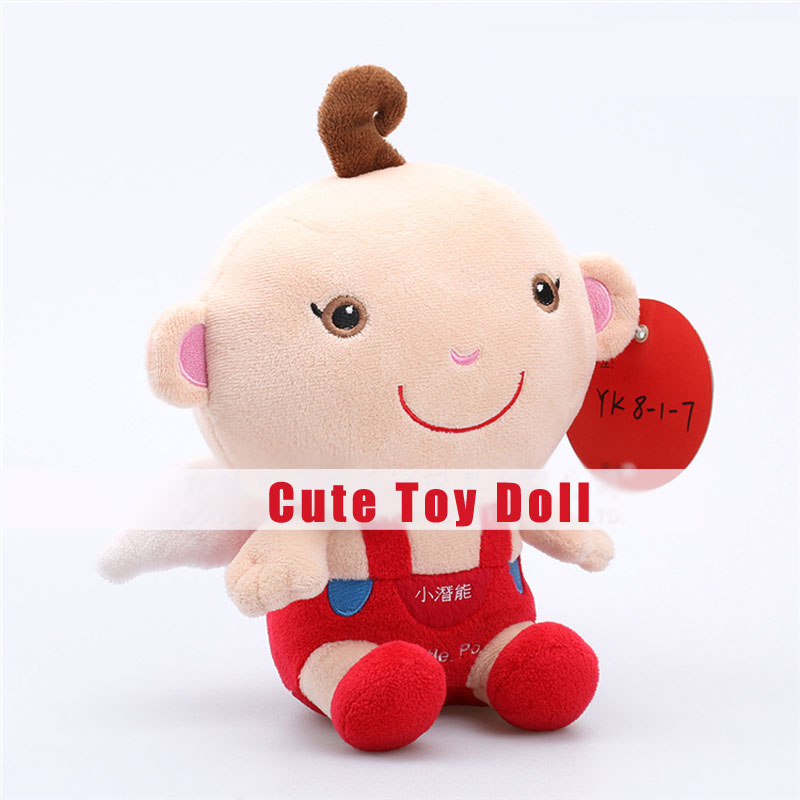 Cute Little Boy Soft Best Stuffed Plush Toy Doll for Kids Gifts