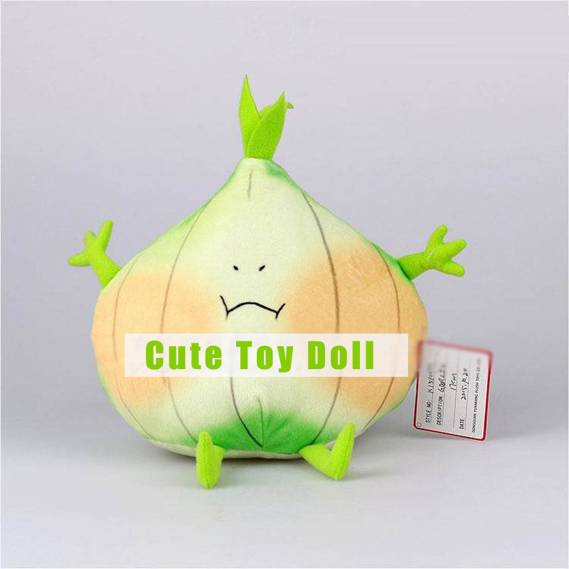 Cute Doll Plush Stuffed Toy Custom Made Birthday Gift for Kids