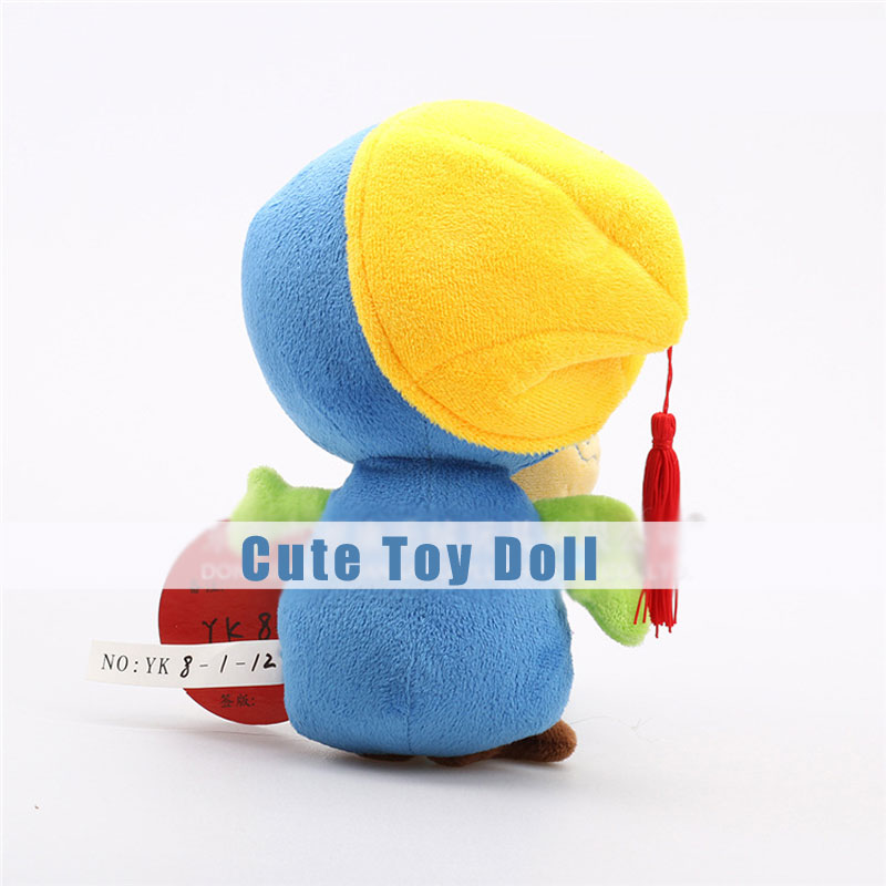 Cute Doll Plush Stuffed Toy Custom Made Gift of Encouragement