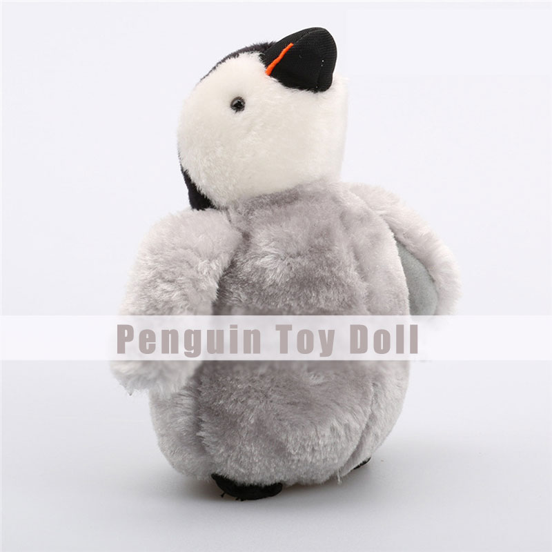 Penguin Plush Toys Different Heights Adorable Animal Dolls