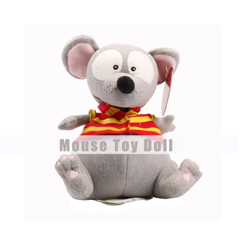 Plush Mouse Toys Soft Animal Plush Dolls For Children