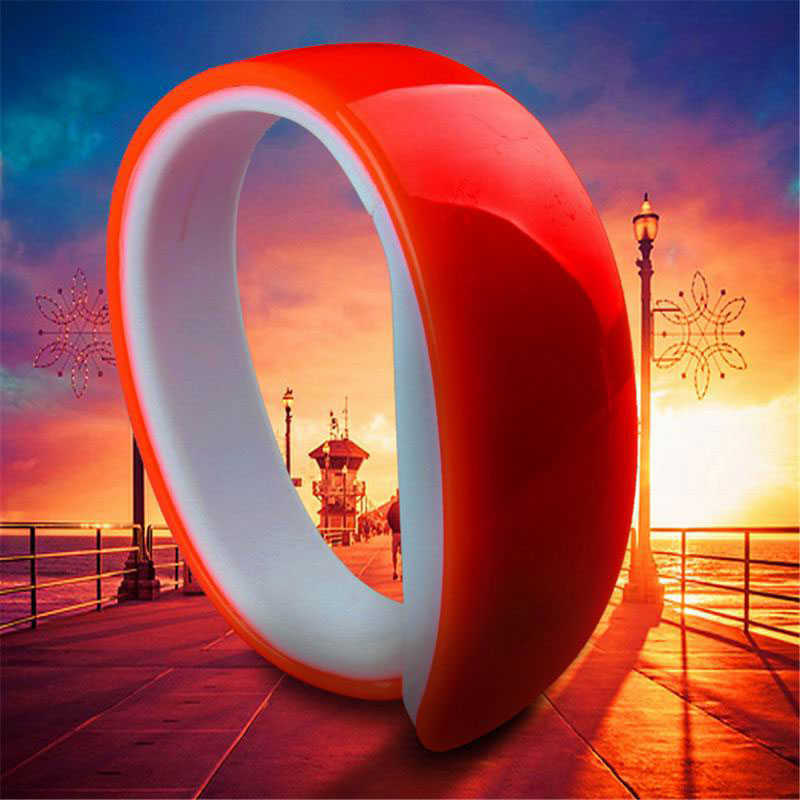 Dolphin Watch New Fashion Led Watch Silicone Bracelet Watch
