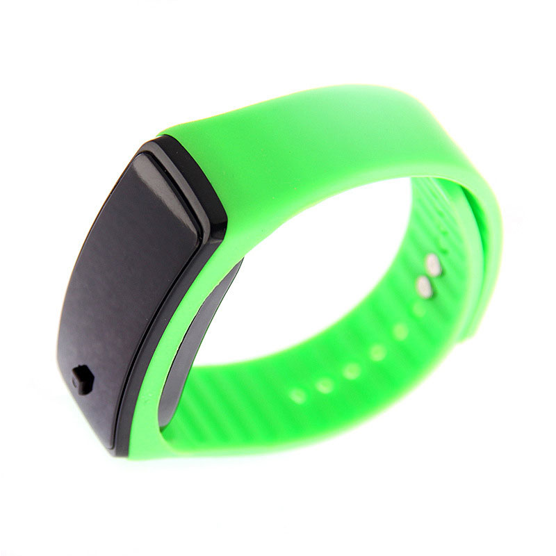 Casual Women Watch Sport LED Watch Electronic Silicone Watch