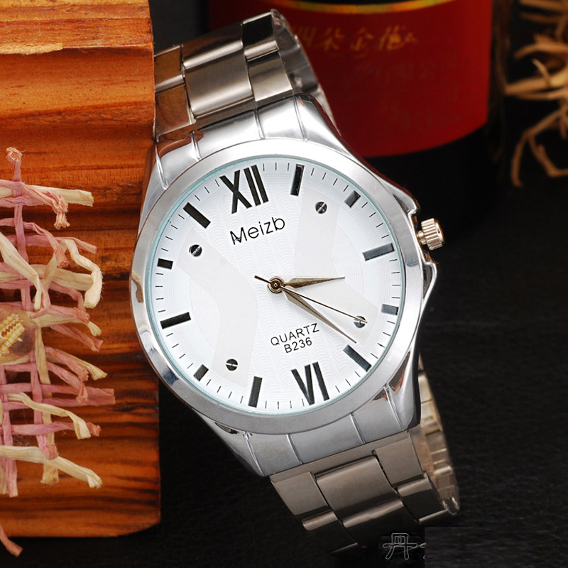 Casual Watch with White Dial Watch Quartz Watch 69834