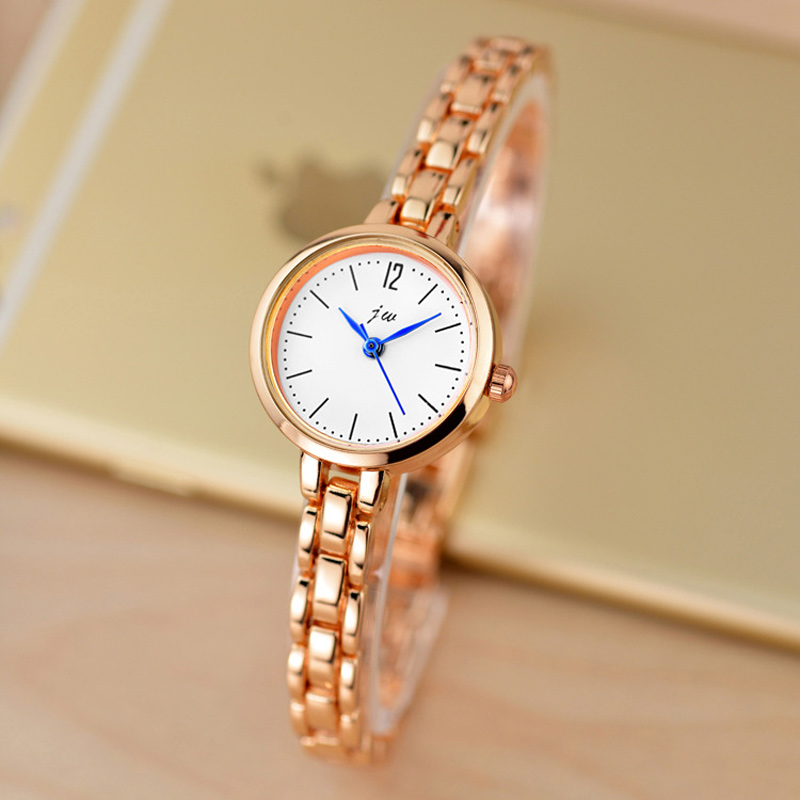 Fashion Watch with White Dial Quartz Bracelet Watch 70140
