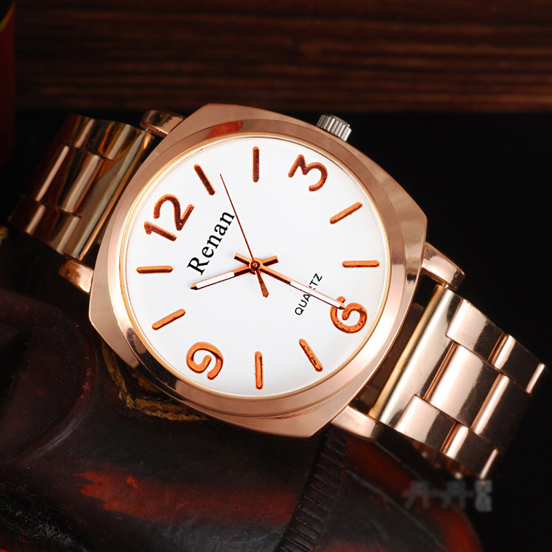 Business Watch With White Dial Watch Men Quartz Watch 69076