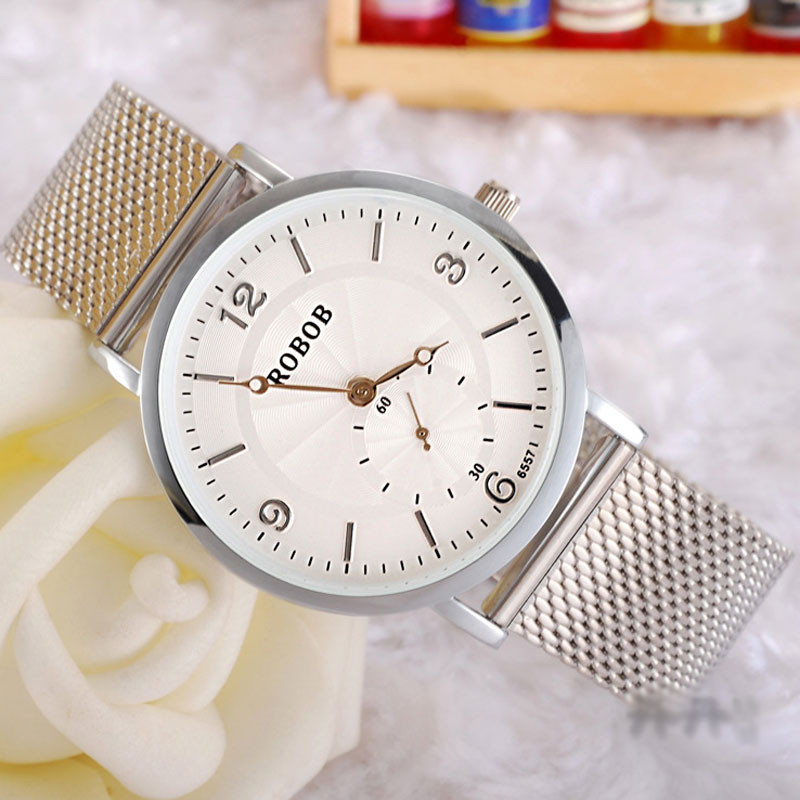 Fashion Business Watch With Alloy Strap Men Watch 69735
