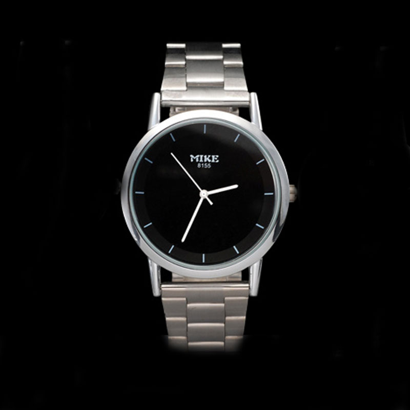 MIKE Business Casual Watch With  Steel Strap Men Watch 68148