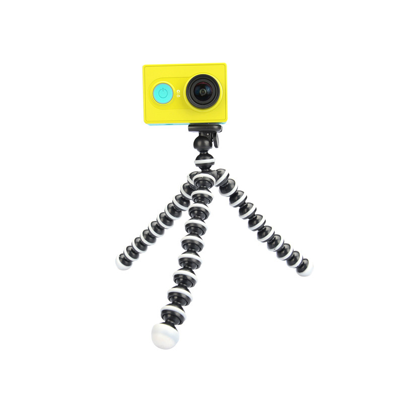 GoPro hero5/4 Accessories 4K small Octopus Flexible Tripod Stand Gorillapod