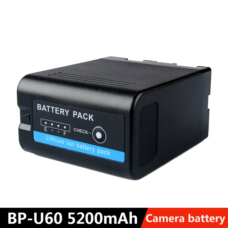 KingMa Sony BP-U60 U30 Battery 5200mah for Camera FS7 EX1R/EX280/260/EX160/EX3/F3
