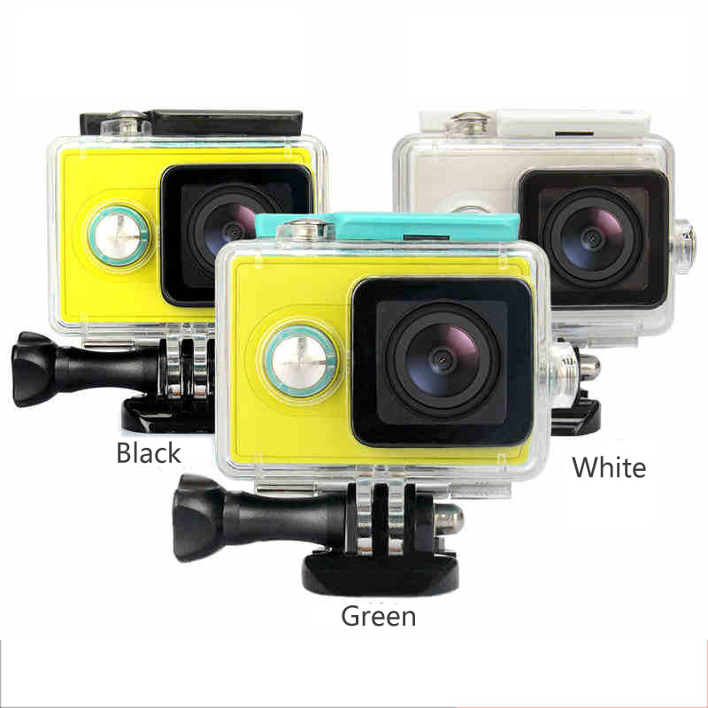 Original KingMa Xiaomi Yi Waterproof diving housing Case Xiaoyi Yi Sport Camera box For Xiaomi yi accessories