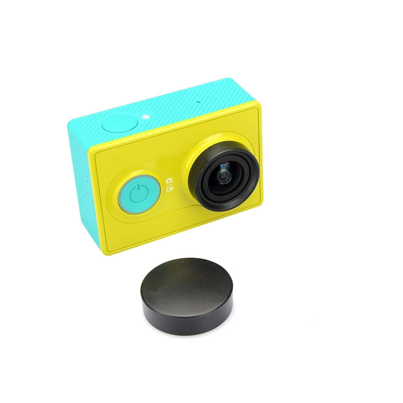 Xiaomi/Xiao yi action camera accessory len cover cap +UV filter Xiaoyi accessory wholesale