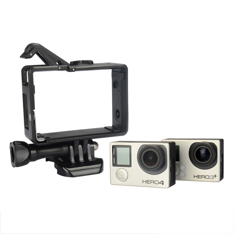 New Gopro Hero Serier Standard protective frame Explosion-proof borders for Gopro Hero4/3+