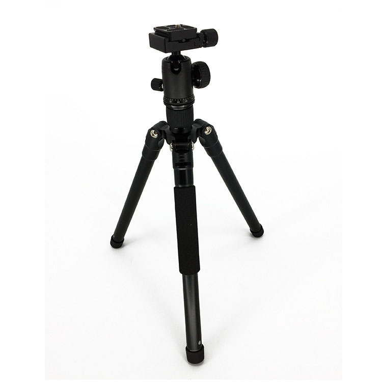 Carbon Fiber Aluminum Professional Tripod for DSLR Camera + wholesale