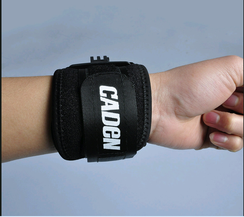 Neoprene non-skid DSLR camera wrist band Fast plate base photography accessories
