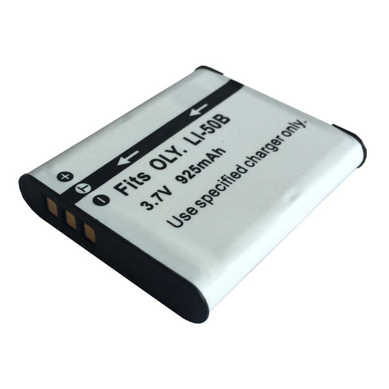 LI-50B LI 50B LI50B Camera Battery for Olympus Pentax D-LI92 li-ion battery free shipping