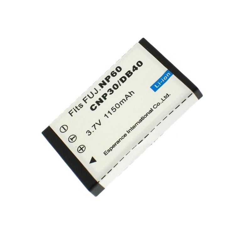 DB-40 Camera Battery 3.7V 1150mAh li-ion battery for RICOH digital camera with Power display