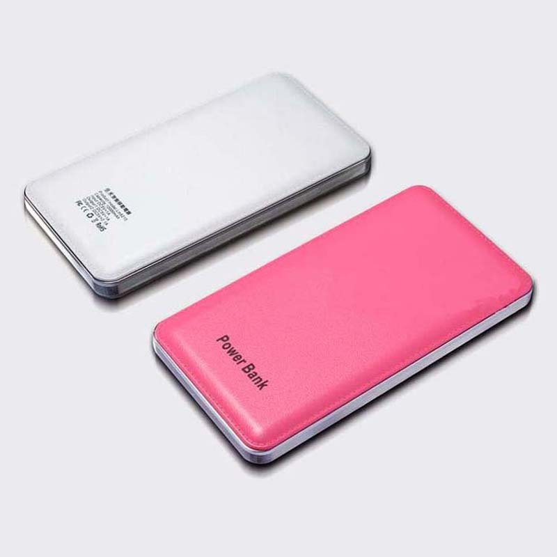New 12000mAh Portable Battery Mobile Power Bank USB Charger For Smartphone