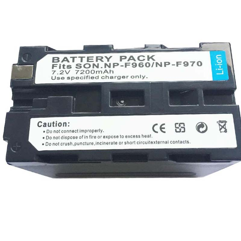 Np f970 np f970 np f960 digital camera li ion battery for led video larger image fandeluxe Gallery