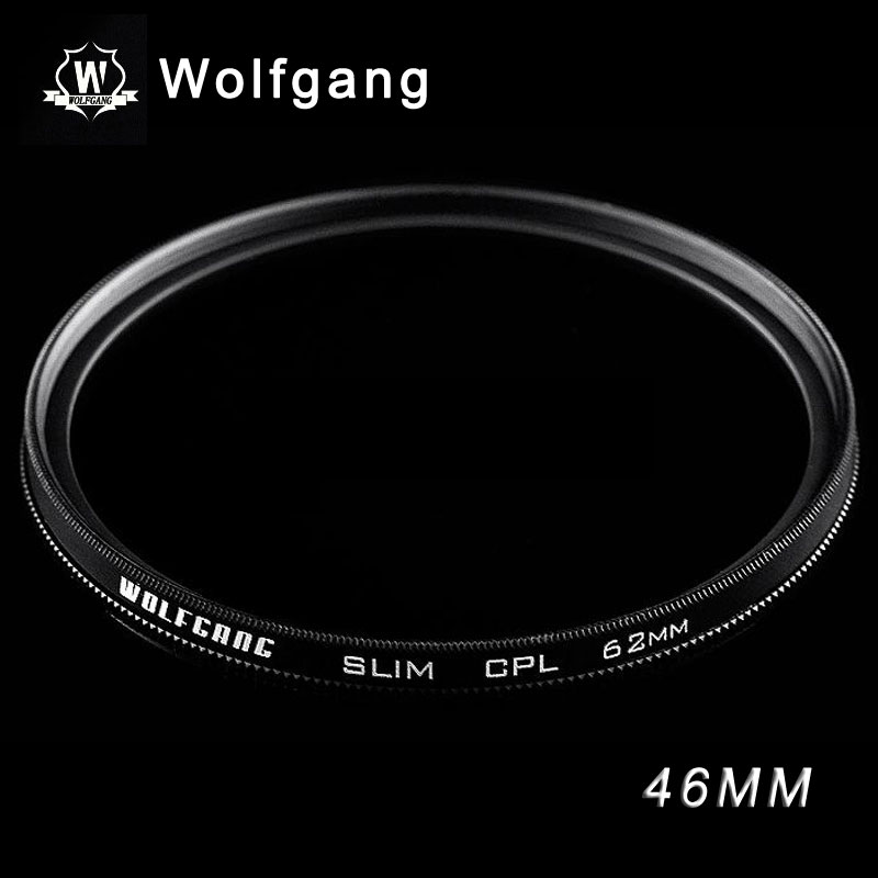 Wolfgang 46MM CPL Circular Polarizer Polarizing Filter For Leica 35/1.4 50/1.4