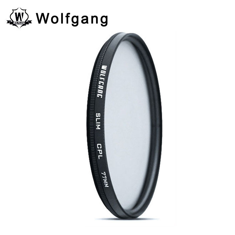 Wolfgang 95MM CPL Circular Polarizer Polarizing Filter For Tamron 150-600