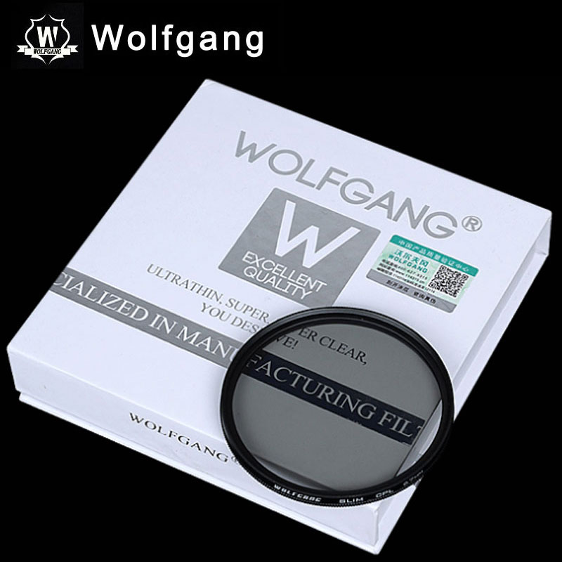 Wolfgang 39MM CPL Circular Polarizer Polarizing Filter For Leica DW1 Pro E39