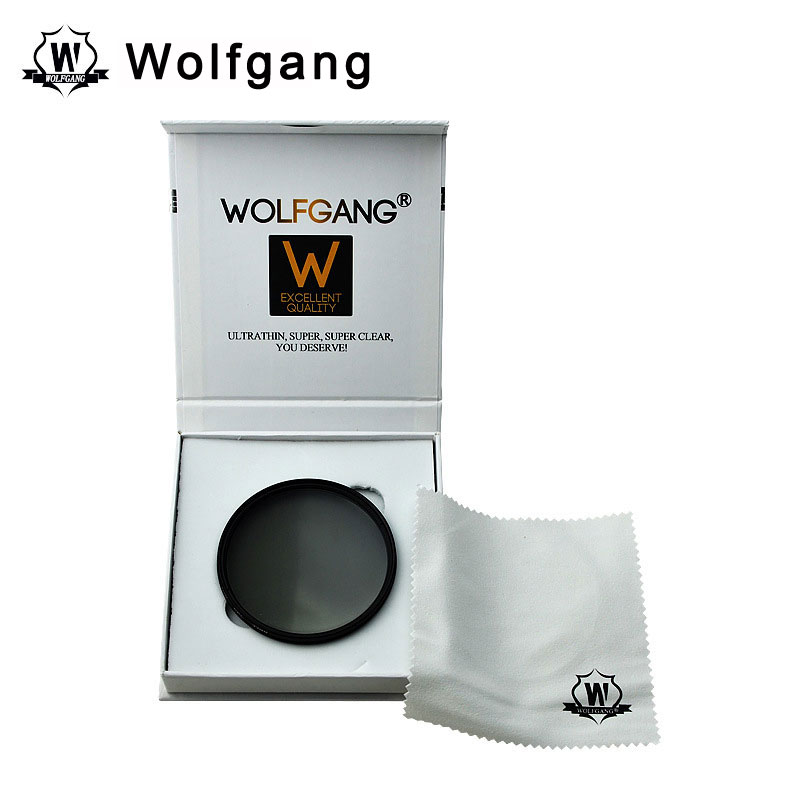 Wolfgang 62MM CPL Circular Polarizer Polarizing Filter For Sigma 18-200 70-300