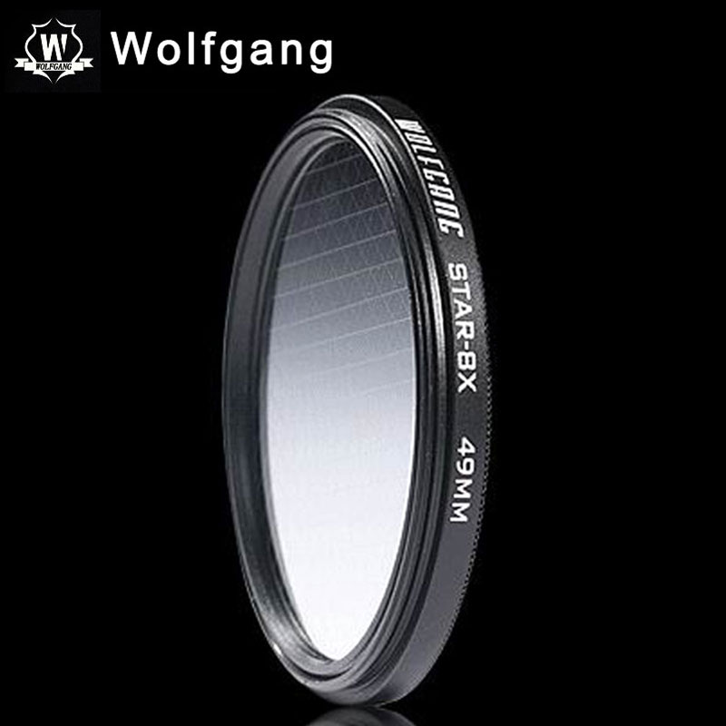 Wolfgang 82MM STAR-8X Starlight Filter For EOS 16-35 24-70 70-200
