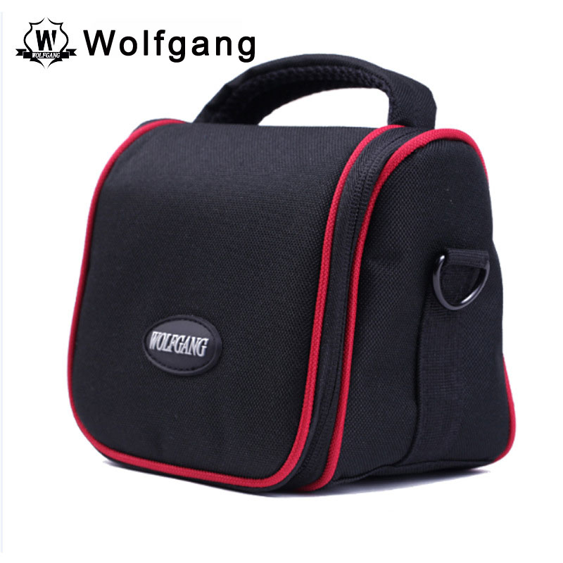 Wolfgang Shoulder Bags Nylon Black Photography ILDC Bags Waterproof
