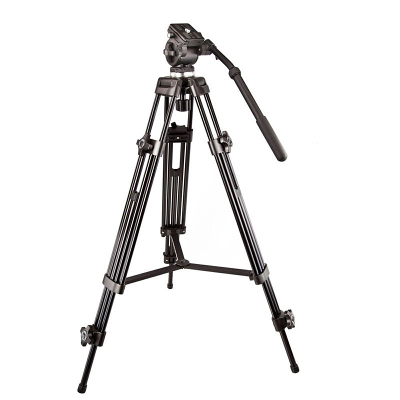 WOLFGANG Camera Tripod Professional Heavy Duty Video Camcorder WF717