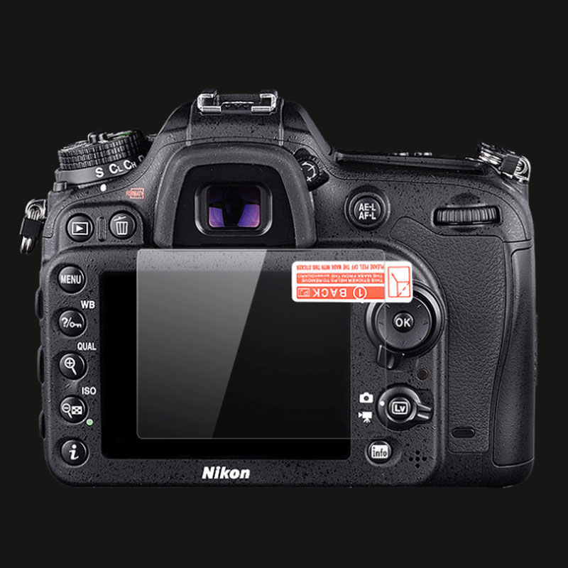 WOLFGANG Camera Tempred Glass Film LCD Screen Protector For EOS 7D2 7DII