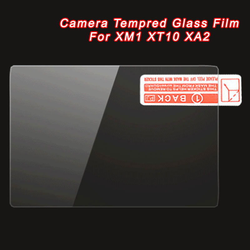 WOLFGANG Camera Tempred Glass Film LCD Screen Protector For XM1 XT10 XA2