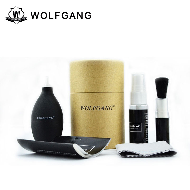 WOLFGANG Professional Camera Cleaning Kit 6 In 1 For SLR