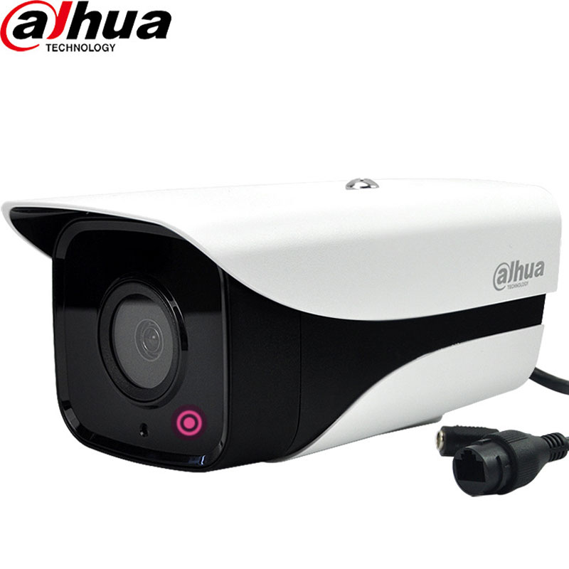Dahua HDCVI Security IR-Bullet Camera White/Black DH-IPC-HFW2125M-I1