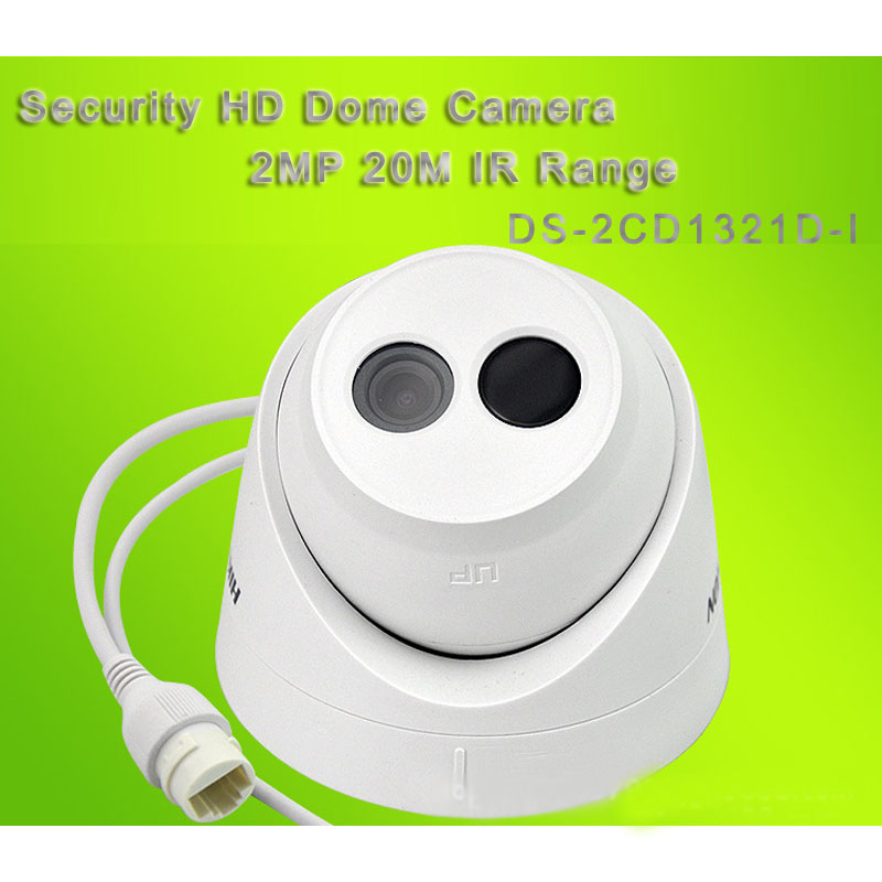 HIK Security HD Dome Camera With 1080P 20M IR Range 2MP DS-2CD1321D-I