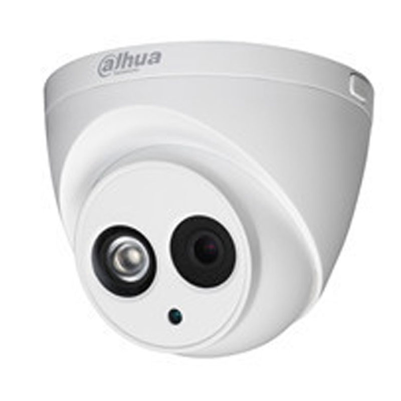 Security IP 2MP Dome Camera With 30M IR Range POE DH-IPC-HDW1220C