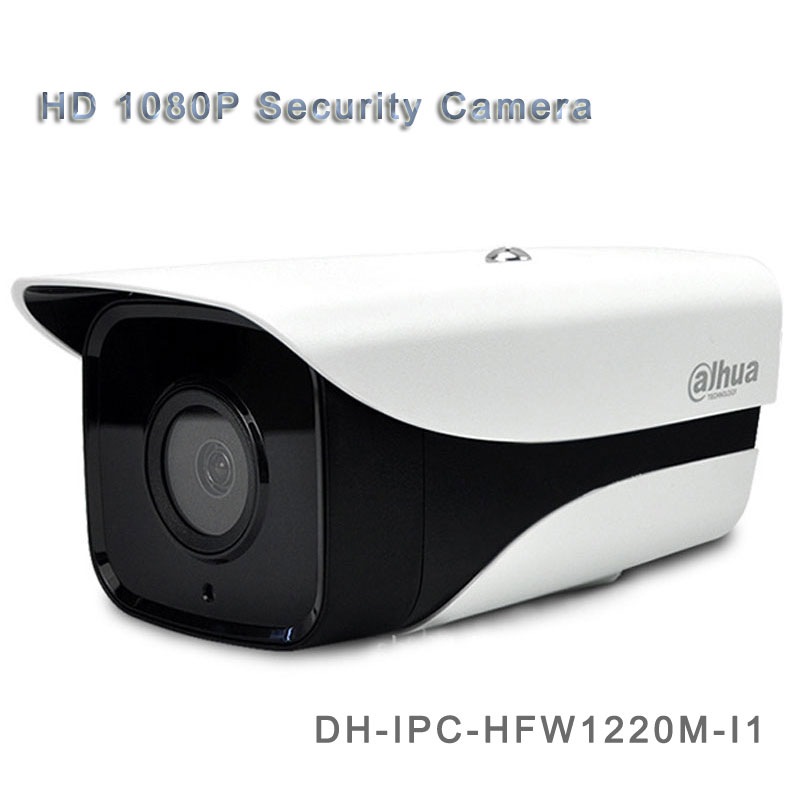 HD 1080P Security Camera 2MP 30M IR POE Bullet Camera DH-IPC-HFW1220M-I1