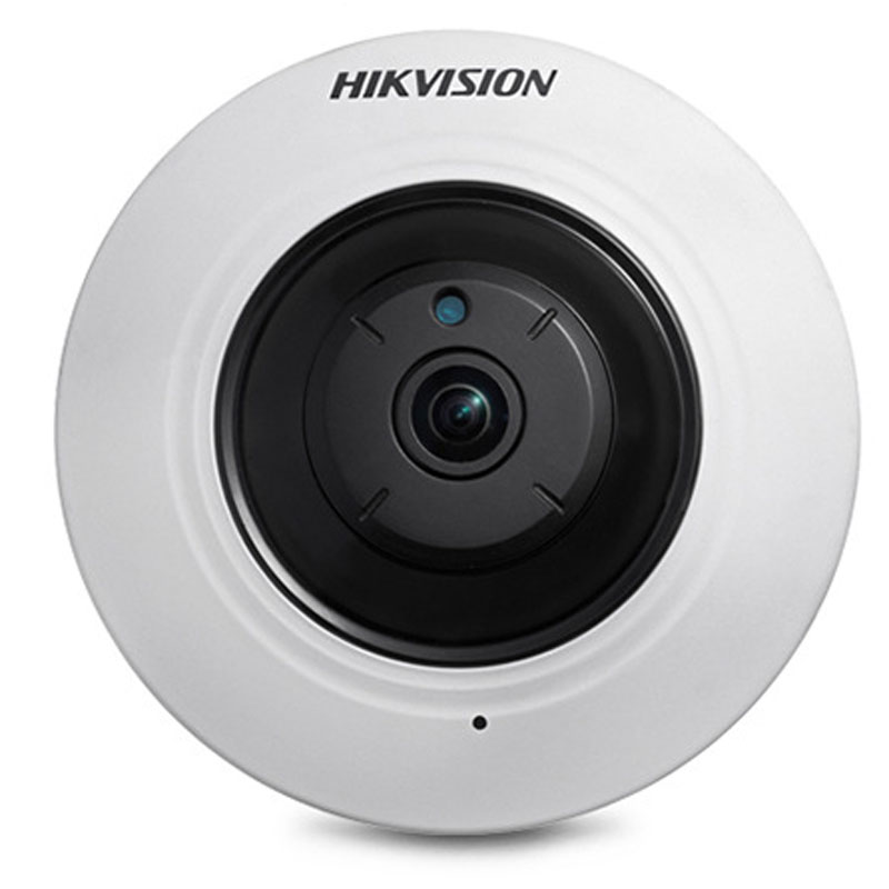 HD 4MP Fisheye Security Camera Panoramic Day/Night Camera DS-2CD3942F-I
