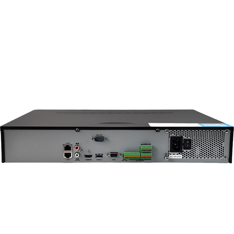 HIK 32CH Network Video Recorder H.265 Video Compression DS-7932N-K4