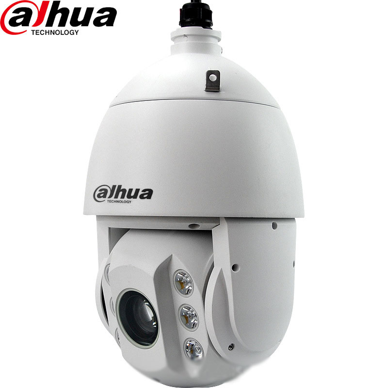 Dahua 2MP PTZ Camera 1080P 150M IR Smart Security Camera DH-SD6C82E