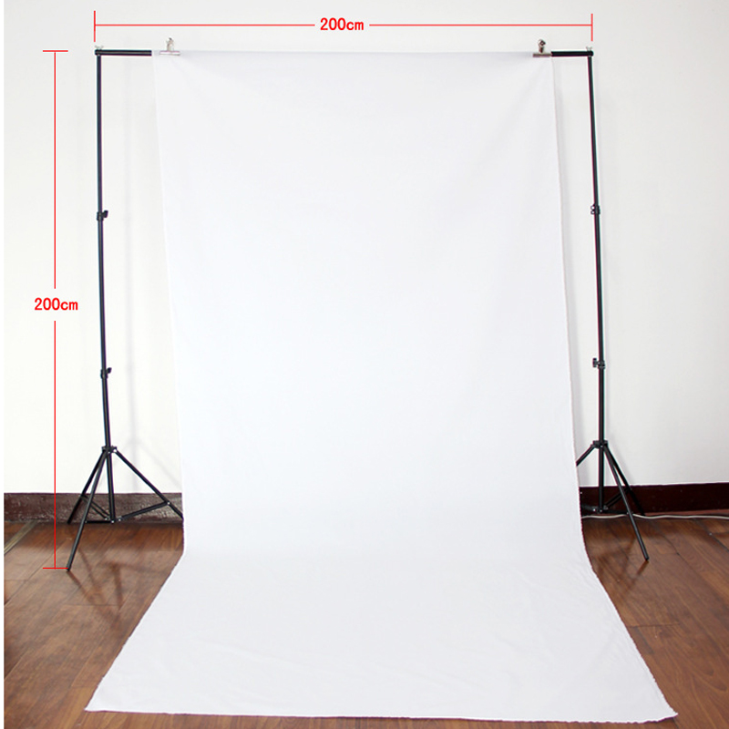 2*2M Photography Background Photo Backdrops Support System Stands Studio +Carry Bag