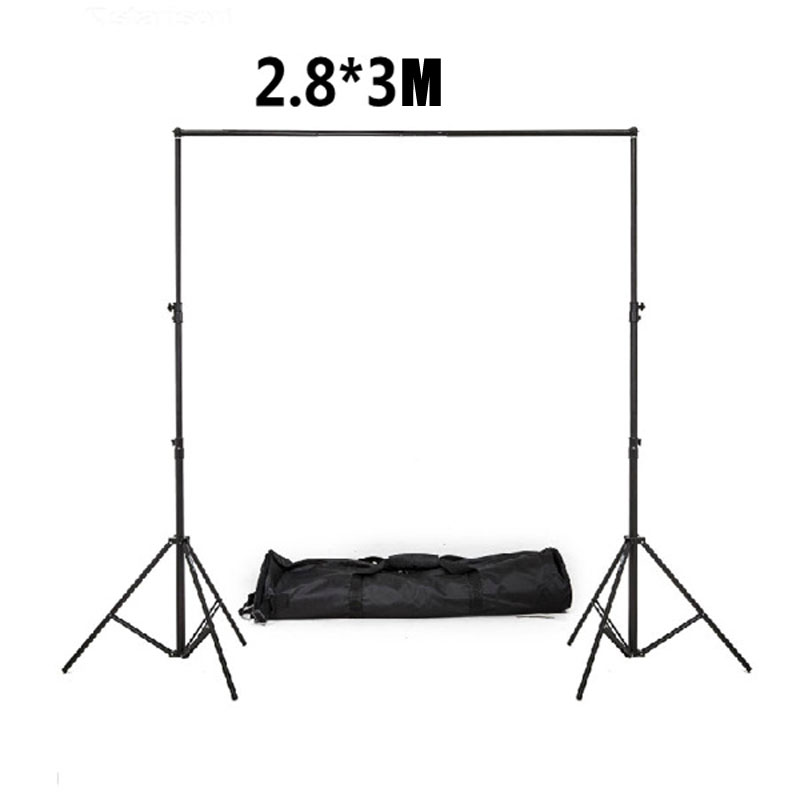 2.8*3M Photography Background Frame Photography Studio Shooting Light For Photographic Equipment